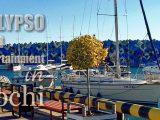 Имеретинский порт в Адлере с яхтами