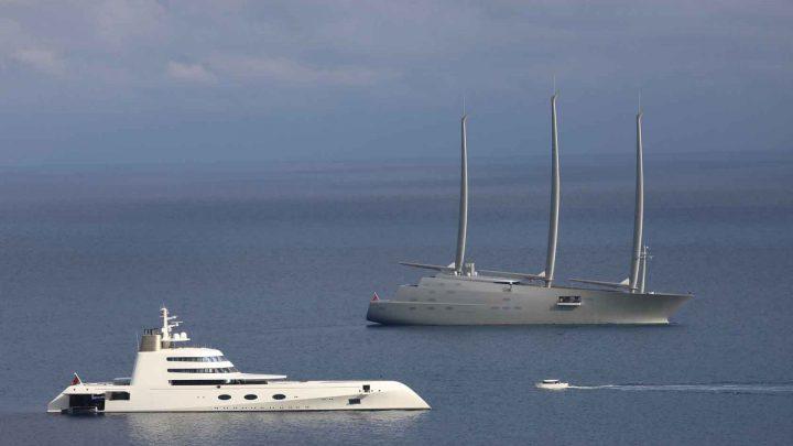 Яхты и катера знаменитостей