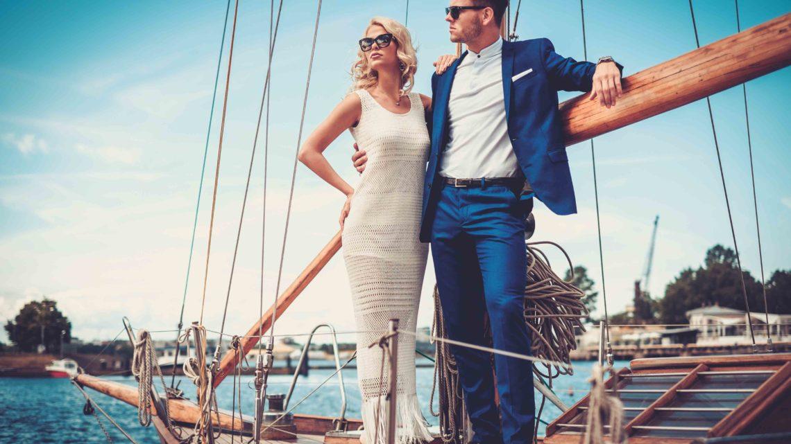 Свадебная регистрация на яхте