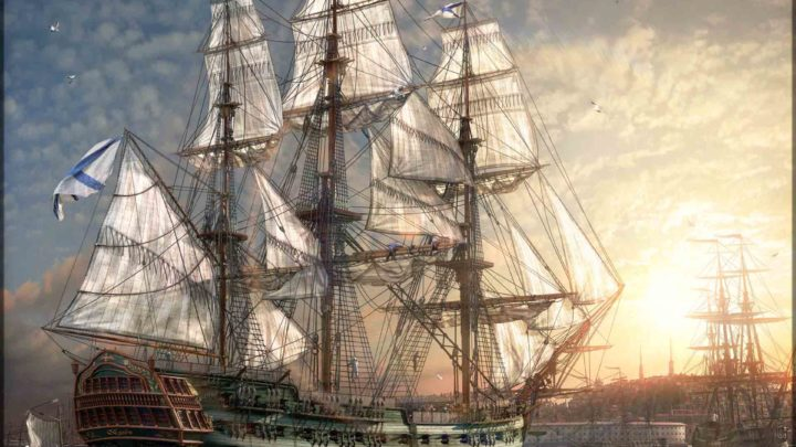 яхты и корабли названия